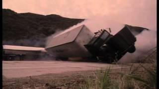 Rage (1995): pyrotechnie et rampe de saut