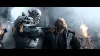 The Hobbit - Fili's death