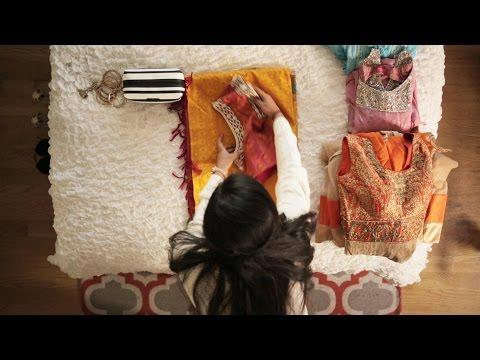 Single & Indian: Packing For A Wedding