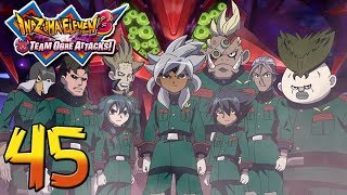 Let's Play Inazuma Eleven 3: Team Ogre Attacks! - Part 45 - Vs. Team Ogre