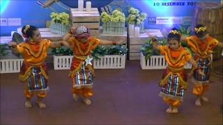 Keren Habis......Tarian Dolanan Anak, Funny Kids...Traditional Dance Kids