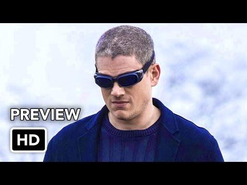 DC s Legends of Tomorrow 2x15 Inside Fellowship of the Spear HD Season 2 Episode 15 Inside