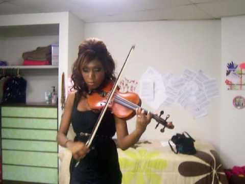 Bella's Lullaby violin cover