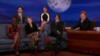 The Walking Dead Cast on Conan [FULL INTERVIEW] HD