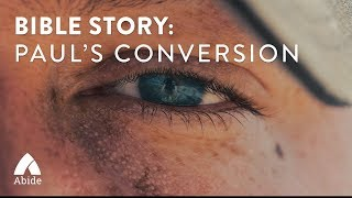 Bible Stories for Sleep: Paul's Conversion