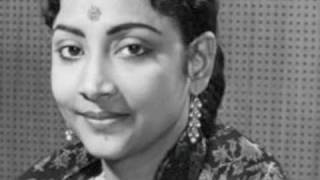 Geeta Dutt : Chali re chali re piya ki : Film - Raja Vikram (1957)