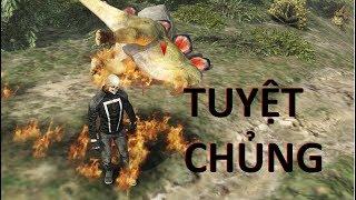 GTA 5 - Ma tốc độ cứu 2 con khủng long sắp tuyệt chủng GHTG