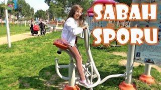 HAYDİ HERKES SABAH SPORUNA :) Eğlenceli Çocuk Videosu - Funny Kids Videos