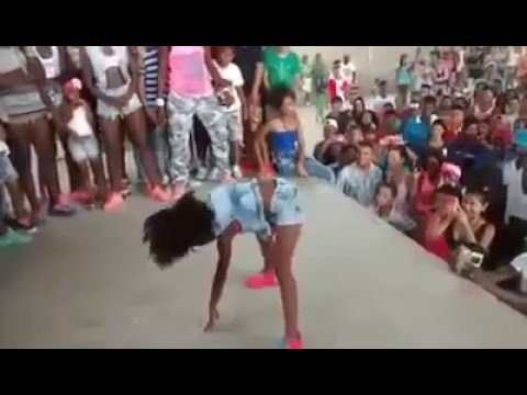 concurso de Baile Del Quiebra Nalga The Nueva Ley 2015