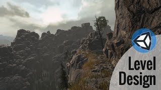 Devil´s Path - Speed Level Design - Unity 3D - Mountain Environment