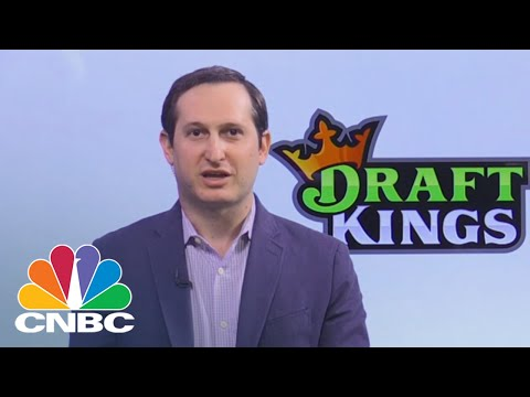 Draftkings CEO I Understand Why Leagues Think They Should Get Something CNBC