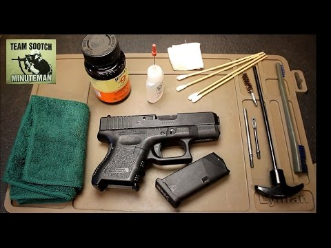 Glock s Official Recommended Cleaning & Inspection