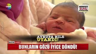 """Yeni doğmuş Türk bebeğe """"Terörist"""" dediler!"""