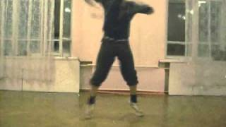 Electro dance by Rush (Russia - Kazan)