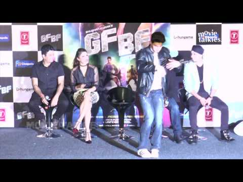 GF BF Video Song  Launch Event | Sooraj Pancholi, Jacqueline Fernandez, Gurinder Seagal