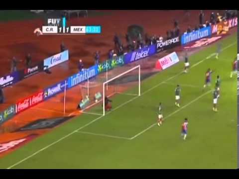 La narración de Martinoli que le dio la vuelta al mundo Costa Rica vs México