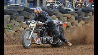 TOP FUEL MOTORCYCLE DIRT DRAGS #3