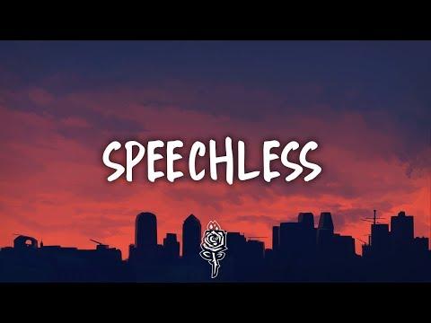 Robin Schulz feat. Erika Sirola Speechless Lyrics