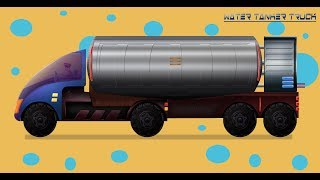 Water tanker Formation and Uses Video For Kids | Fun to watch and learn video for children