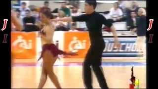 BAILE DE SALÓN - IV Concurso Nacional en Zaragoza año 2000 - 1ª parte - TVRIP
