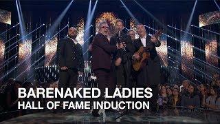Barenaked Ladies   Hall of Fame Induction   Juno Awards 2018