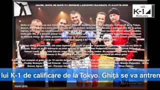 INFO - Sambata 10 Martie 2012 Daniel Ghita vs Serghei Lascenko in Zagreb
