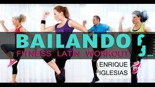 Bailando - Enrique Iglesias | fitness Dance choreography | Latin Dance Workout