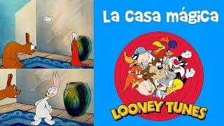 Lo Mejor de Looney Tunes en Español Latino | Trucos Magicos | La Casa Mágica | Dibujos Animados