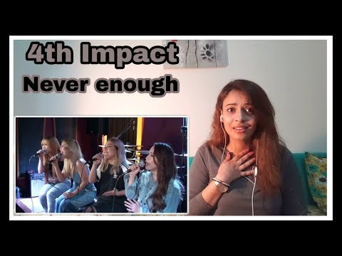 The Greatest Showman - Never Enough | ''4TH IMPACT''Reaction