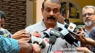 T. P. Senkumar Press Meet after SC order to reinstatement as Kerala DGP