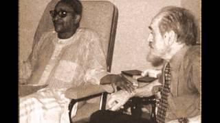lettre d'Amadou Hampaté Ba à la jeunesse du siècle