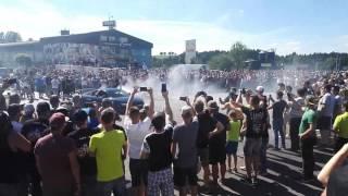 Ladeluftclub 2017 / Audi R8 V8 BiTurbo / Burnout / Wagenwerk