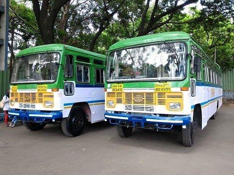 MSRTC Hirkani Semisleeper Push back Seats| Kolhapur | Maharashtra