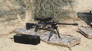 Iran made 7.62x51 mm sniper rifle dubbed Taher تفنگ تك تيرانداز طاهر ساخت ايران