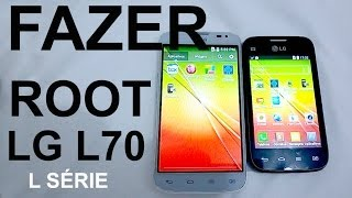 Como Fazer Root no LG L70, L40, L80, L90, G2 Mini [Dica]