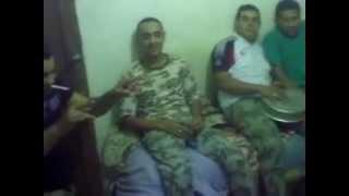 الجيش المصرى القائد يدخل فجأه على العساكر قمة الضحك والكوميديا والمسخرة