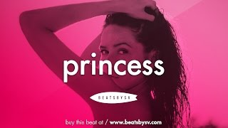 Zouk Instrumental - Princess [Sensual Kizomba Type Beat]