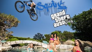 GTA 5 PlayBoy Mansion Dan Macaskill Remake!
