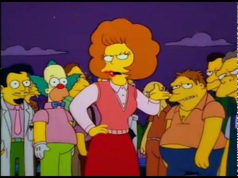S E X In Front Of The C H I L D R E N (The Simpsons)