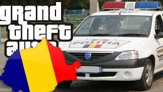 DACIA LOGAN in GTA ROMANIA ?!