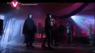 Halloween Party Styled by Neha Didwania on Channel V on 1st Nov 2014