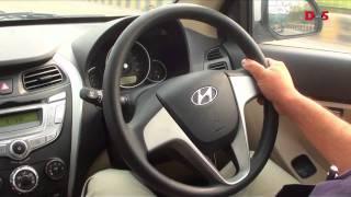 Hyundai EON video review and road test, Hyundai Eon video