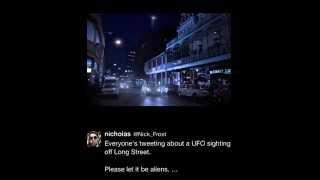 UFO sighting above Cape Town saturday night November 28th 2015
