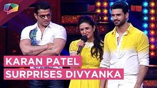 Divyanka Shakes her Leg with REEL and REAL Life Husband | Nach Baliye 8 | Star Plus