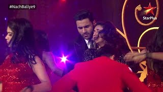 Nach Baliye 9 | Divyanka and Vivek's performance