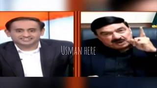 Sheikh Rasheed Over Pulwama   India Today Exclusive Interview Rahul Kanwal Missing Part 2 Usman Here