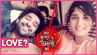 Amla To Fall In LOVE With Abeer? | Kya Qusoor Hai Amla Ka | TellyMasala