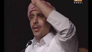 محمد ابن الذيب يتحدى ناصر الفراعنة تحدي أخوة ومداعبة