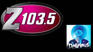 Z103.5 Wayback Wednesday Finale - DJ Delirious (25/11/2015)