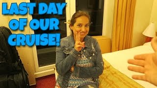 CABIN TOUR Balcony Suite vs Corner Balcony Suite | Day 7